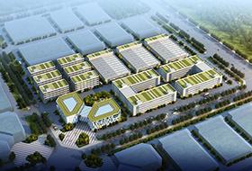绿天使滨州智能制造产业园