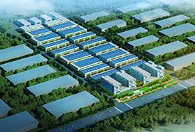 绿天使莱西高新技术产业园