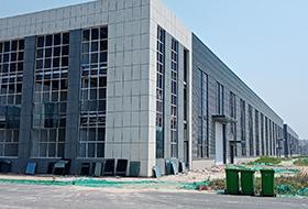 绿天使梁山环保装备产业园