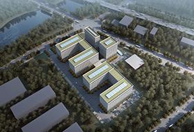 绿天使城阳智能制造产业园